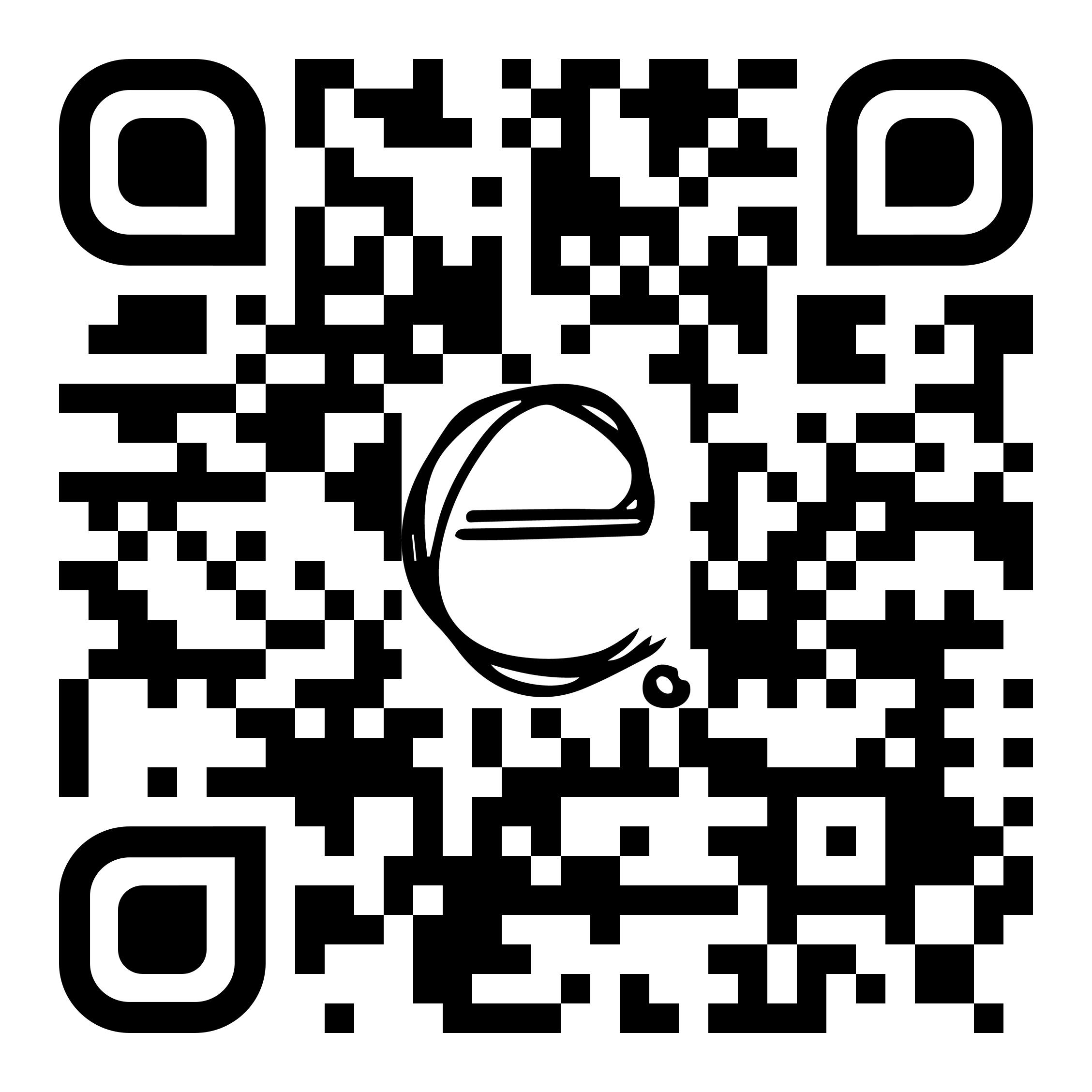 Ekklesia Newsletter QR-Code
